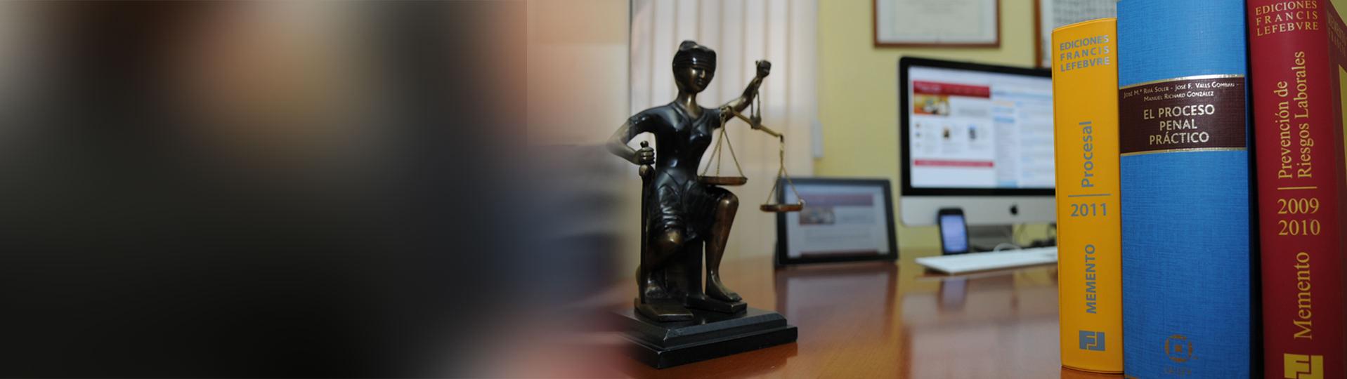 Despacho de abogados en Parla - Vicente Coleto